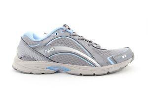Ryka Sky Walk Silver Blue  Sneakers Running Shoes  Black Size US 7.5 ()