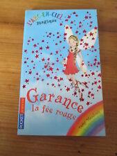 """Livre """"L' arc-en-ciel Magique- Garance la fée rouge"""",Pocket jeunesse,NEUF!"""
