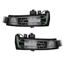 Pair Side Mirror Turn Signal Light Lamp for Mercedes W204 W212 W221 C230 CL E