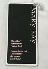 Mary Kay Foundation Finder Tool Consultant Shade Selector