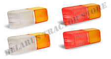 Belarus tractor glass lights front and rear (4PCS) 50/52/80/82/500/800/900/1000
