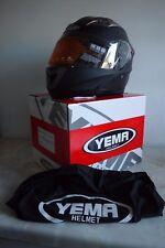 Yema 925 Modular Flip Up Motorcycle Helmet Size - Small ( 55 - 56cm )
