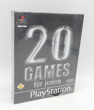 Playstation 1 PS1 Spielesammlung 20 Games für jeden Big Box MISB NEU/OVP PAL