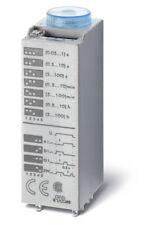FINDER in miniatura plug-in Timer-Multi-funzione 7 A 4CO 24VAC/DC 24 V 4 Poli