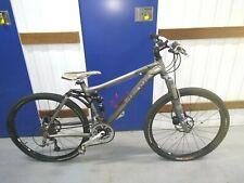 "TREK fuel X9 Mountain Bike 27 Speed 16"" Alloy Frame Dual Disc Brakes Dual Shocks"