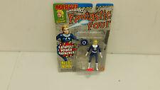 ToyBiz Marvel Superheroes Fantastic 4 Invisible Woman w/Catapult Power Launcher