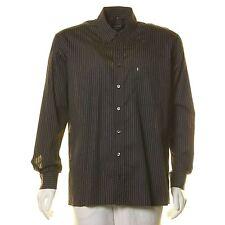 Klassische Eterna Herrenhemden mit Button-Down-Kragen