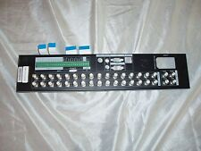 Honeywell Rear Camera input panel and boards DVR HRDP16D1000-R 16 channel alarm