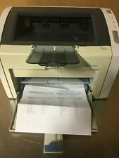 HP LaserJet 1022NW 1022-nw Network Wireless Laser Printer Q5911a 12k pages!