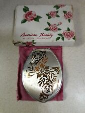 New listing Vintage Makeup Compact American Beauty By Elgin