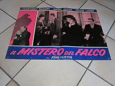 FOTOBUSTA IL MISTERO DEL FALCO (THE MALTESE FALCON),J.Huston,Humphrey Bogart