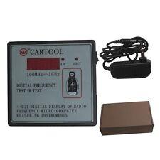 Coche Ir Infrarrojo Remoto clave & Control Remoto frecuencia Tester