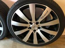 4 x 19inch wheels with tyres
