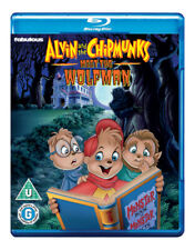 Alvin and the Chipmunks Meet the Wolfman Blu-ray (2019) Kathi Castillo cert U