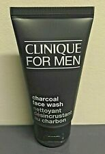 Clinique for Men Charcoal Face Wash 50ml new All Skin Types travel size