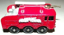 LESNEY MATCHBOX NO. 63 ALVIS FOAMITE CRASH TENDER FIRE ENGINE