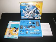 300 Piece Eitech C74 Solar Powered Construction Set Airplane/Heli (Complete)