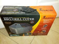 """Brand New in Box Universal Ventilated Black BBQ Grill Cover Large 68"""" PTC-LH68"""