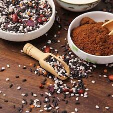 Wooden Small Little Mini Scoop Salt Sugar Coffee Kitchen Tools Spoons