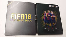 FIFA 18 Ultimate Team Edition Limited Steelbook-sans jeu-Blu-ray Taille