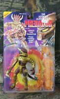 1994 Kenner The Ultimate Alien Hunter Spiked Tail Predator Action Figure DD