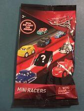 Lightning McQueen Disney cars die cast mini racers Blind Bag