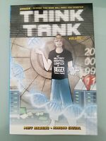 THINK TANK Volume 2 TPB 2013 IMAGE COMICS 1ST PRINT BRAND NEW UNREAD