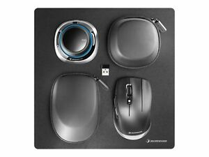 3Dconnexion SpaceMouse Wireless Kit 2 3D mouse 2 buttons wireless 3DX-700084