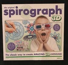 The Original Spirograph 3D Kit, Set, Arts Crafts, Drawing, Kahoots,