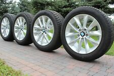 "GENUINE BMW X3 F25 18"" WINTER SET M SPORT STYLING 307 DUNLOP TYRES RSC RUNFLAT"