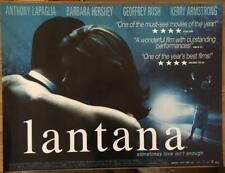 Lantana - Original UK Quad Poster 40 x 30 inches - Anthony LaPaglia