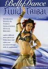 BellyDance: Fluid Tribal with Fayzah DVD Region 1