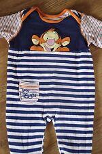 Gestreifte Disney Baby-Strampler für Jungen