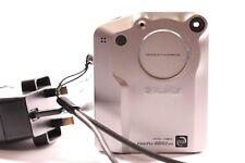 Fujifilm 4800 Zoom 2.2MP Cámara Digital-Plata