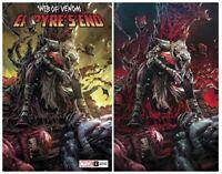🔥 Web of Venom Empyres End 1 Kael VIRGIN/TRADE crain thor knull PRESALE11/24/20