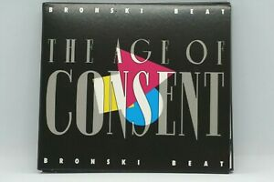 Bronski Beat - The Age Of Consent  2CD Album (DELUXE EDITION) - Smalltown Boy