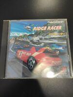 ⭐ RIDGE RACER SONY PLAYSTATION 1 PS1 PSX JAPAN JAP NTSC-J 🎌⭐
