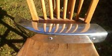 Pair of LANCIA FULVIA ZIGATO Stainless Steel Rear Quarter Bumpers