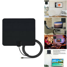 Digital HDTV Antenna Amplified TV Aerial Signal Booster 50 Miles Range Nuovo