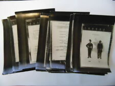 FRANCE 39-45 : LOT PHOTOS ESPIONNAGE ARMEE ALLEMANDE SPY PHOTOS GERMAN ARMY WW2