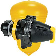 Jobe Valves J-MFV1D Megaflow Short Tail Water Tank Float Valve, 1 Inch, Yellow