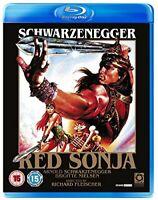 Red Sonja [Blu-ray] [DVD][Region 2]