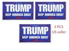 2020 Donald Trump Flag Keep/Make America Great Again MAGA U.S.USA 3x5 ft 3pcs
