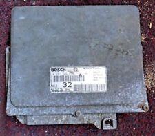 PEUGEOT CITROEN 106 SAXO 1.1 95-99 ENGINE CONTROL UNIT ECU 0261204625 96302784