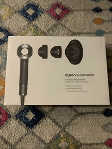 Dyson Supersonic Hair Dryer- BRAND NEW FACTORY SEALED! 100% Authentic Product WS