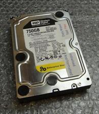 750GB Western Digital wd7502abys-02a6b0 8.9cm SATA 32mb Caché Disco Duro HDD