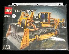 LEGO Technic 8275 Motorized Bulldozer (instructions book ONLY )