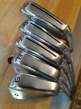 """New listing  Taylormade P770 5-9 iron..MINT condition, Upgraded Nippon NEO """"purred"""" shafts"""