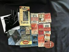 ~Antique Vintage Assorted Sewing Needles~Pin Cushion, etc~