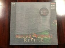 NEW AUTHENTIC Storm Collectibles Mortal Kombat BLOODY REPTILE 1:12 Action Figure